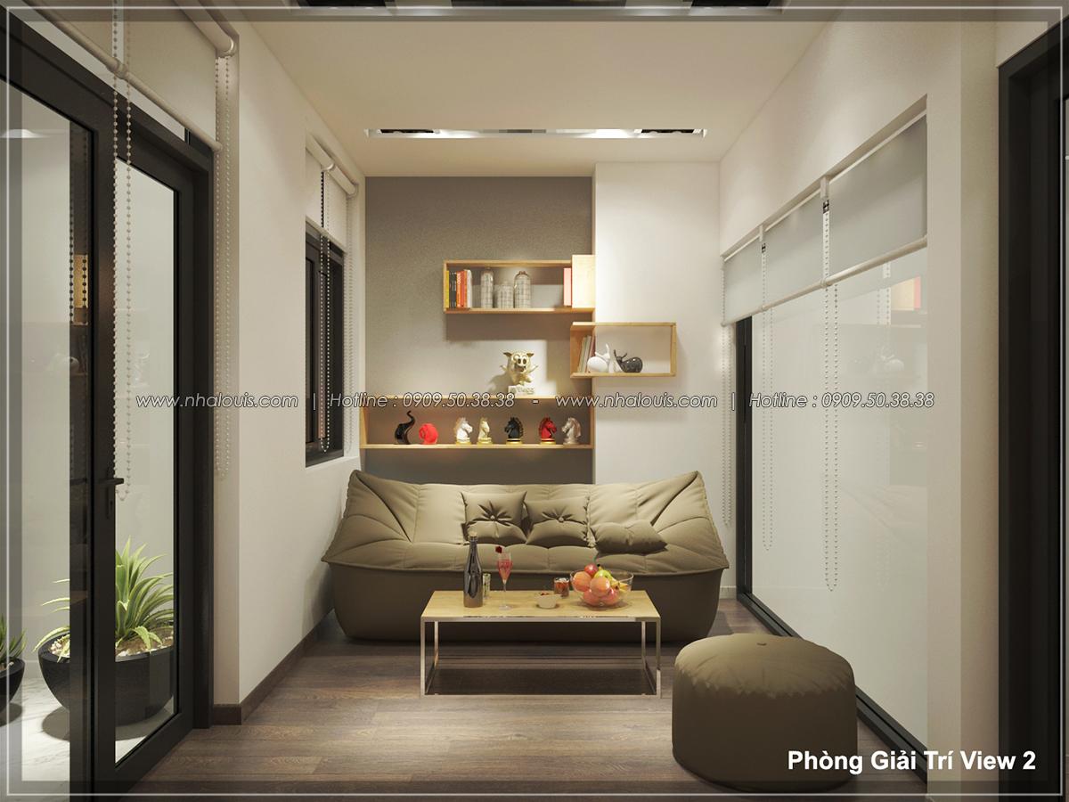 Thiết kế biệt thự 3 tầng đẹp đẳng cấp ngay tại dự án Lucasta Villa Quận 9 - 37