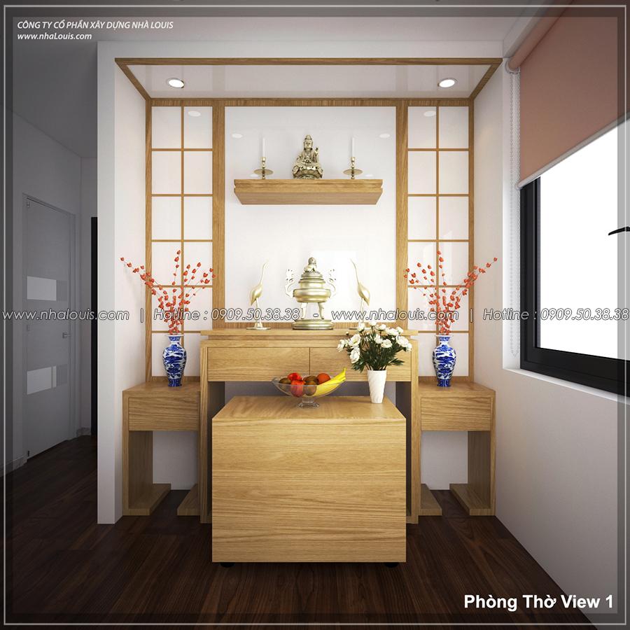 Thiết kế biệt thự 3 tầng đẹp đẳng cấp ngay tại dự án Lucasta Villa Quận 9 - 38