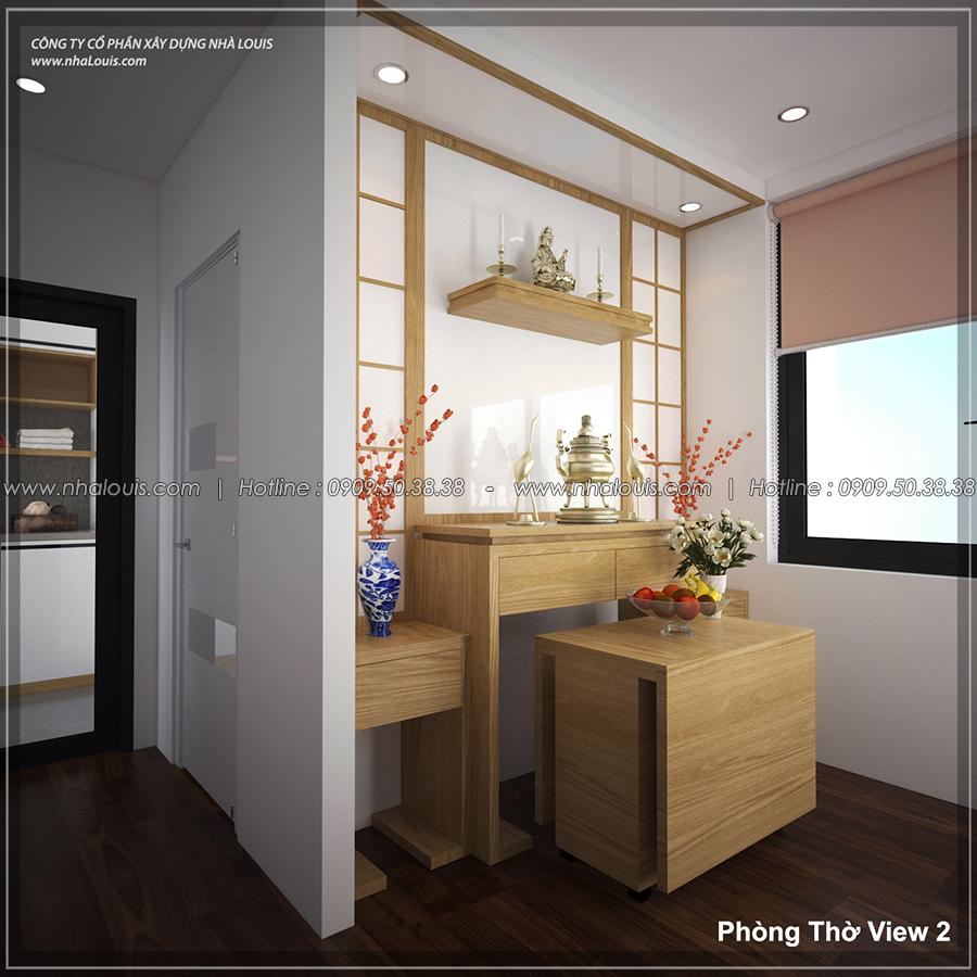 Thiết kế biệt thự 3 tầng đẹp đẳng cấp ngay tại dự án Lucasta Villa Quận 9 - 39