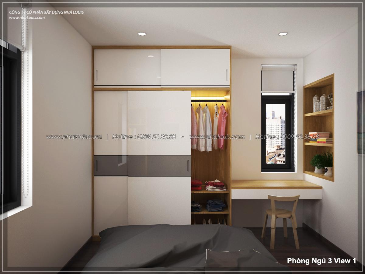 Thiết kế biệt thự 3 tầng đẹp đẳng cấp ngay tại dự án Lucasta Villa Quận 9 - 40
