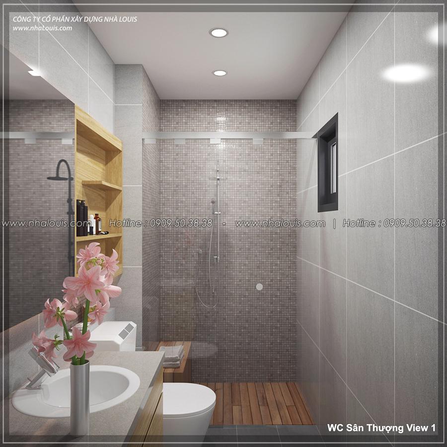 Thiết kế biệt thự 3 tầng đẹp đẳng cấp ngay tại dự án Lucasta Villa Quận 9 - 44