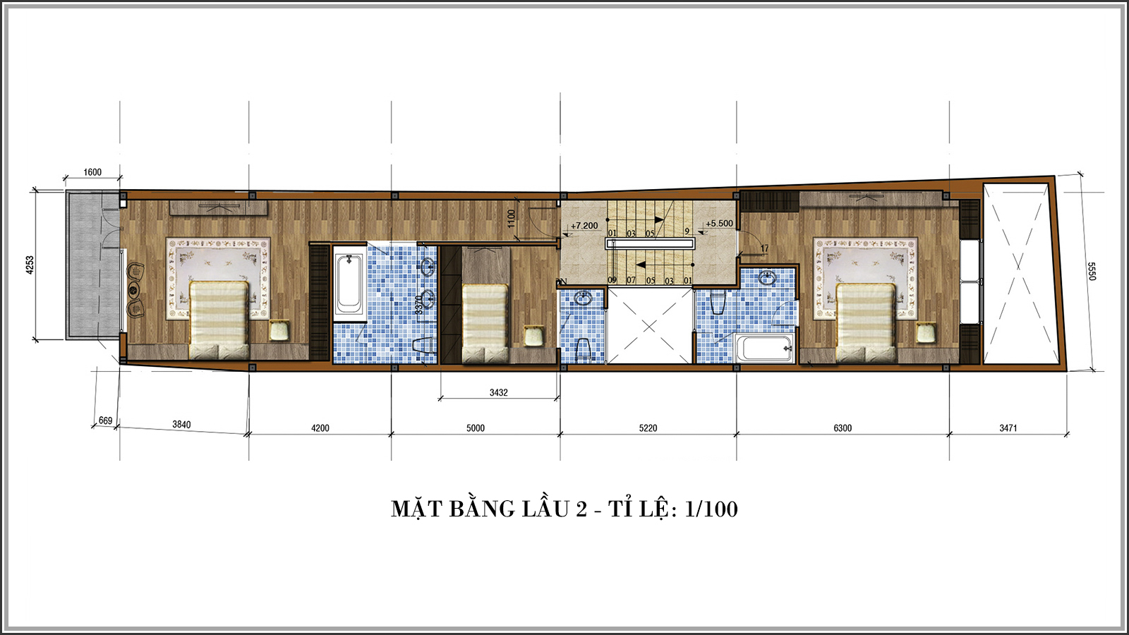 Thiết kế nhà phố mặt tiền 5m kết hợp kinh doanh tiện lợi tại Tân Bình - 05