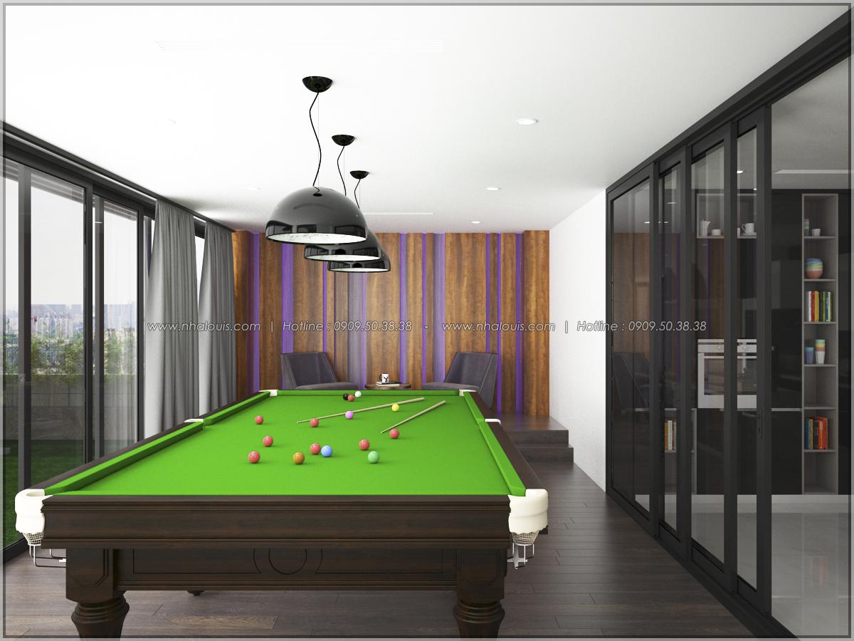 Thiết kế nội thất căn hộ penthouse tại Sunrise City hoành tráng lệ - 10
