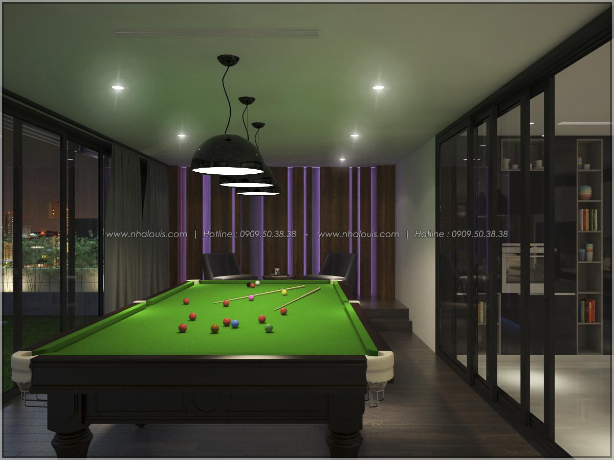 Thiết kế nội thất căn hộ penthouse tại Sunrise City hoành tráng lệ - 18