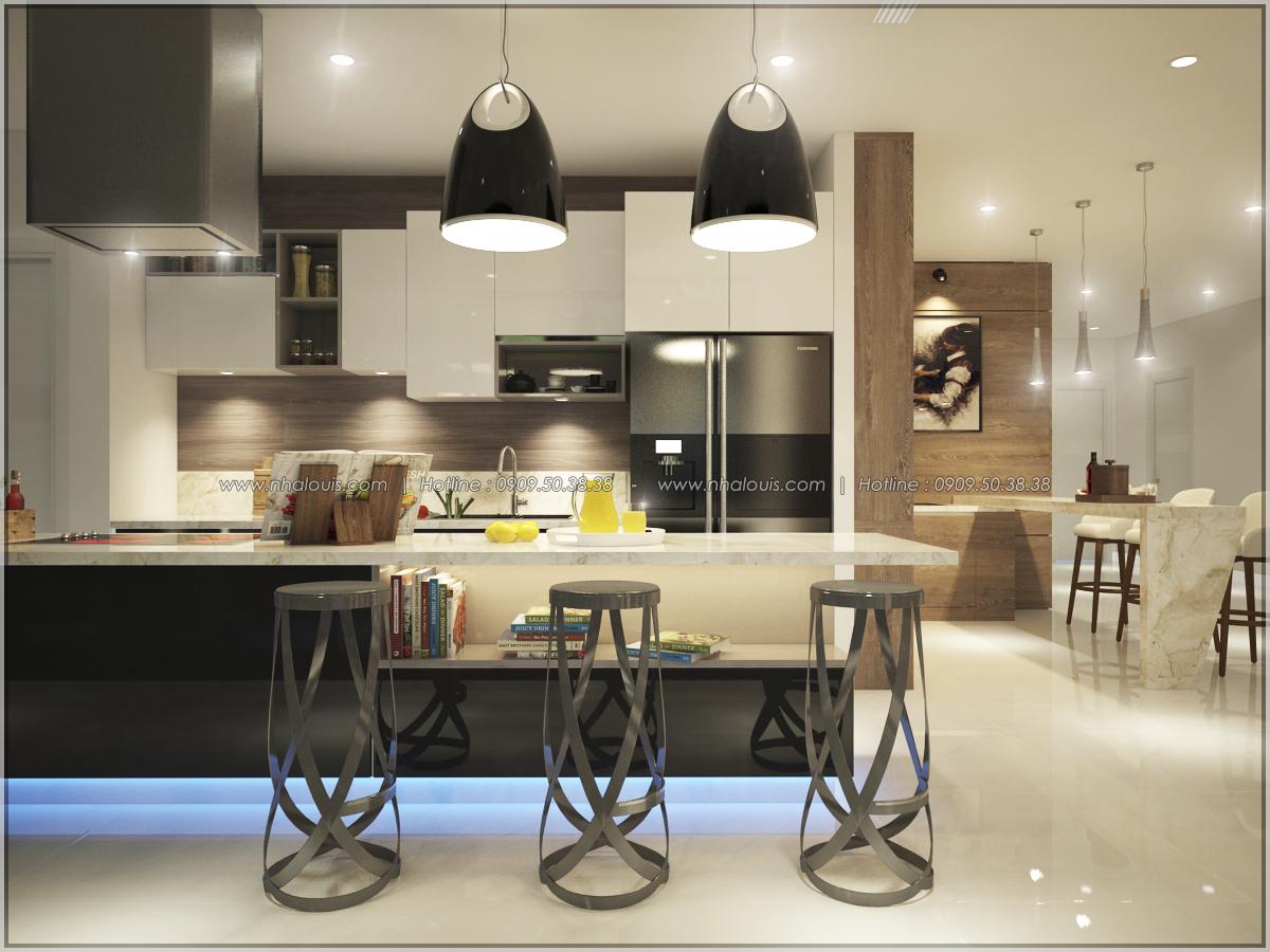Thiết kế nội thất căn hộ penthouse tại Sunrise City hoành tráng lệ - 21