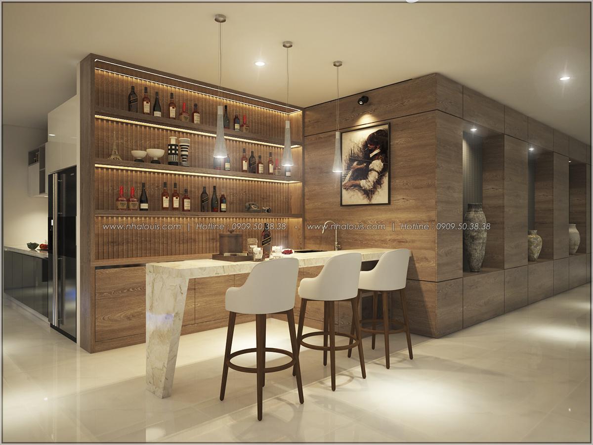 Thiết kế nội thất căn hộ penthouse tại Sunrise City hoành tráng lệ - 25