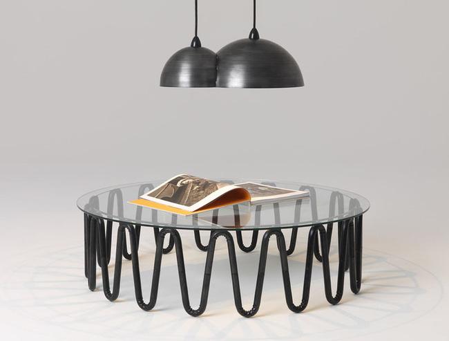 Những mẫu bàn trà hiện đại thổi luồng gió mới cho phòng khách