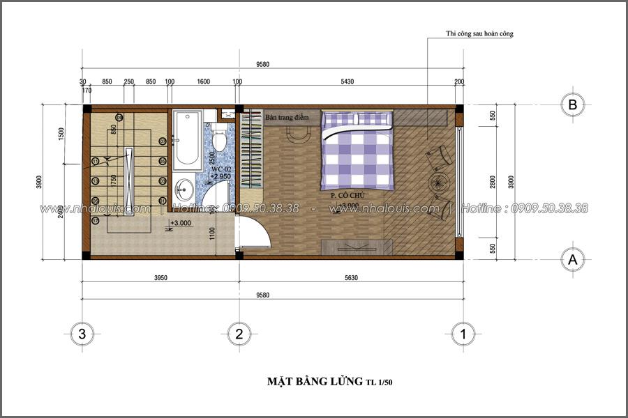 Thiết kế nhà phố đẹp 3 tầng tại quận 10 với nội thất hiện đại sang trọng - 03