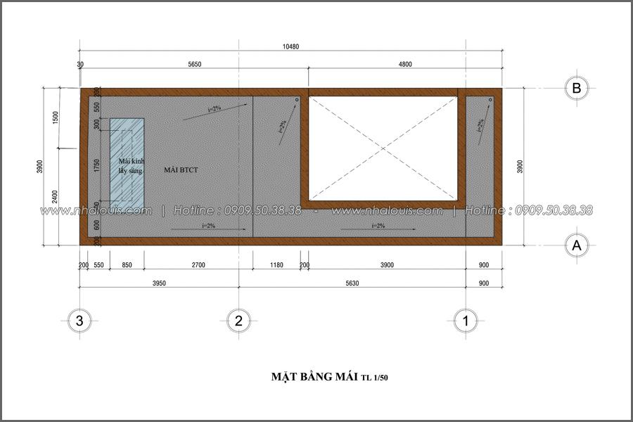 Thiết kế nhà phố đẹp 3 tầng tại quận 10 với nội thất hiện đại sang trọng - 07