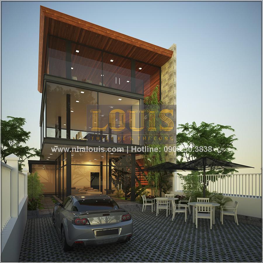 Thiết kế văn phòng hiện đại tại Bình Dương với phong cách mở - 02