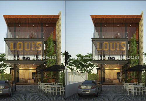 Thiết kế văn phòng hiện đại tại Bình Dương với phong cách mở