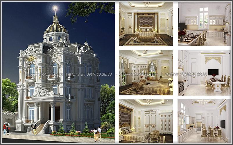 Thiết kế nội thất biệt thự đẹp tạo nên không gian sống hoàn mỹ - 02