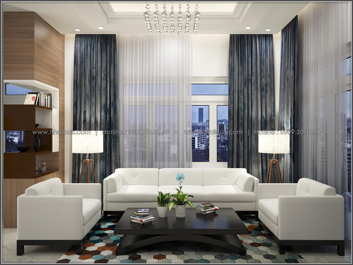 Thiết kế nội thất biệt thự đẹp tạo nên không gian sống hoàn mỹ - 06