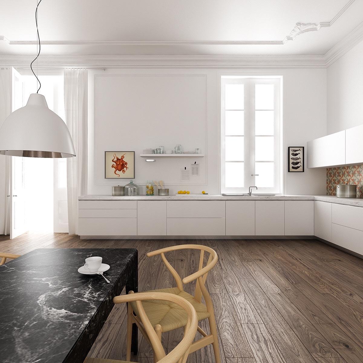 Hé lộ các không gian nấu nướng sang trọng, tinh tế