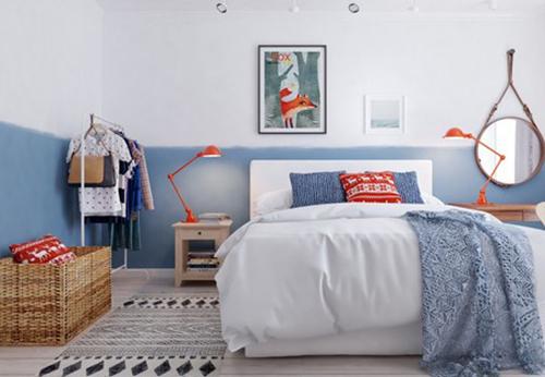 Những phòng ngủ đẹp mang tính gây nghiện cao