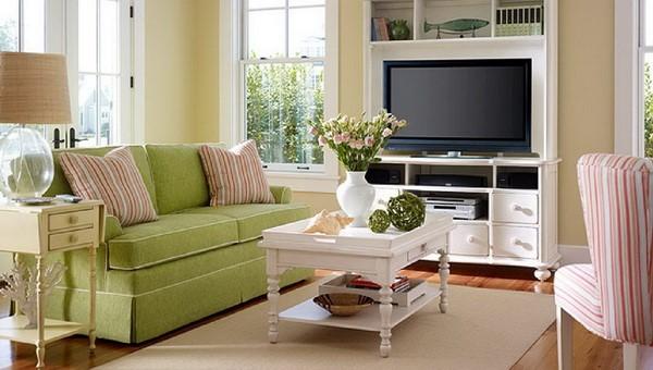 Cách bố trí phòng khách nhỏ siêu sang trọng, hiện đại