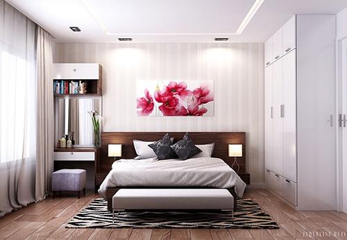 Các mẫu phòng ngủ hiện đại không chỉ đẹp mà còn thoáng sáng