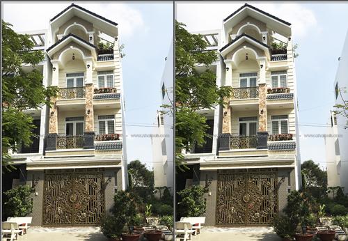 Giải pháp dành cho người trẻ yêu kiến trúc cổ điển Pháp