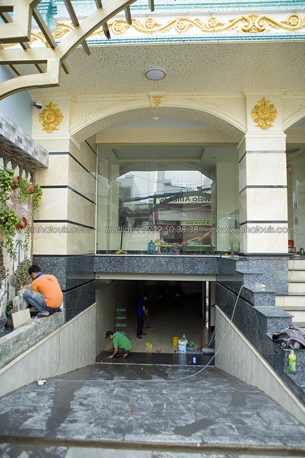 Nhà có tầng hầm là giải pháp hiệu quả cho gia đình ở thành phố