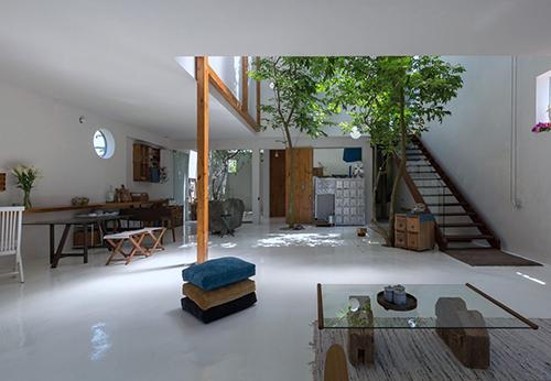 """Thiết kế nhà phố cho những ai thích """"sống chậm"""""""