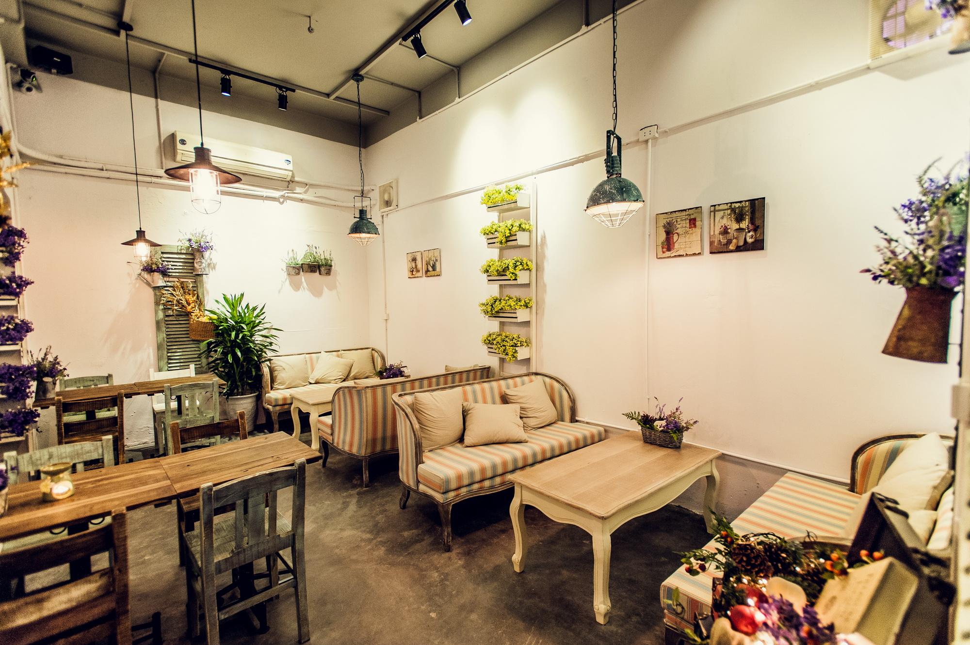 3 bí quyết giúp thiết kế quán cafe ấn tượng và hút khách hơn - 02