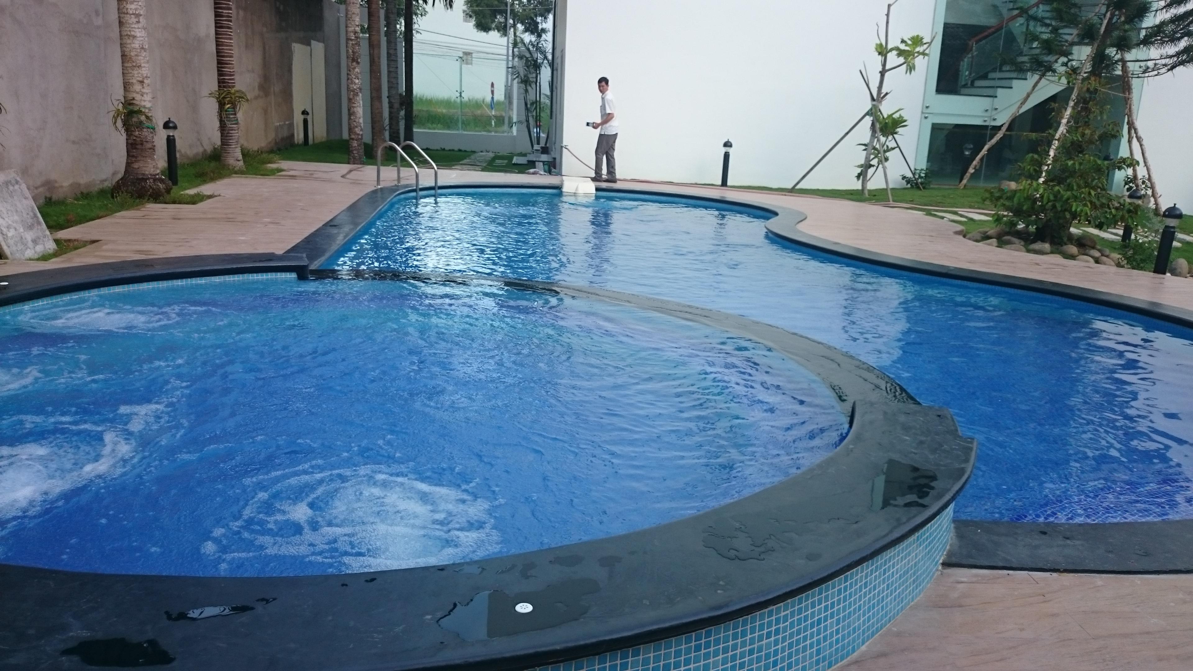 Cần lưu ý những điều gì khi thiết kế mẫu biệt thự có hồ bơi - 03