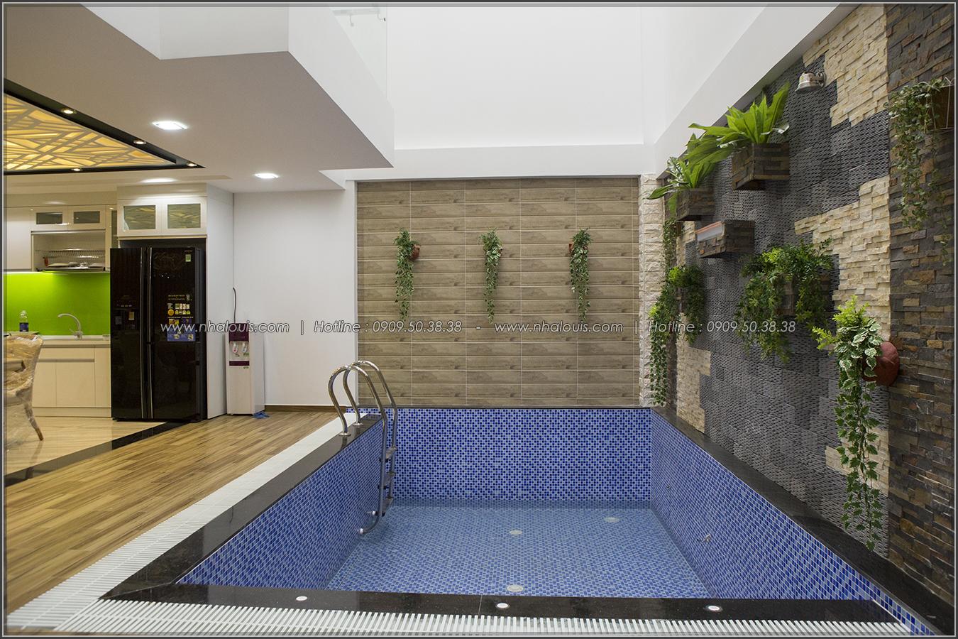 Mẫu biệt thự có hồ bơi đẹp gia tăng sự tiện nghi và đẳng cấp - 02