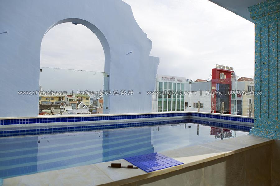Mẫu biệt thự có hồ bơi đẹp gia tăng sự tiện nghi và đẳng cấp - 03