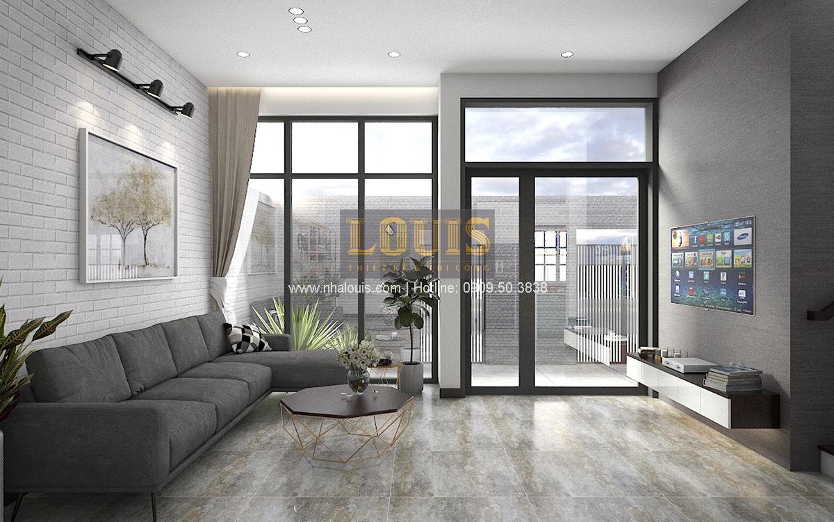 Phong cách thiết kế biệt thự hiện đại cập nhật xu hướng mới - 02