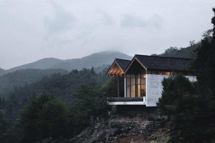Cuộc sống ẩn cư trong nhà cổ Đồng Lăng Trung Quốc