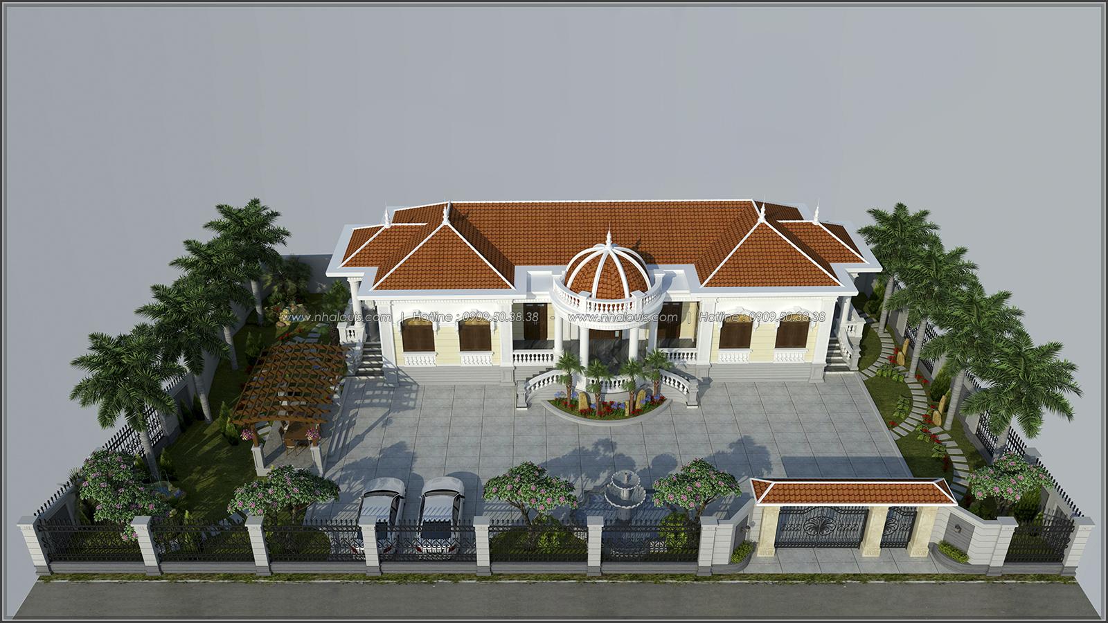 Những tiêu chí cần có để thiết kế kiến trúc và xây dựng nhà đẹp - 01