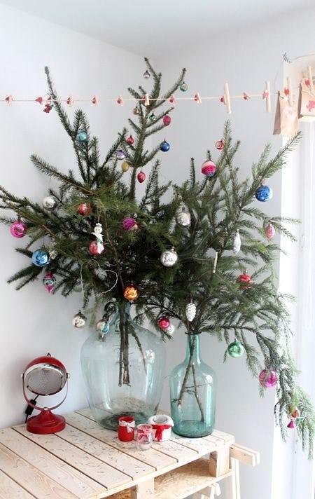 Ý tưởng trang trí căn hộ mùa Noel 2017