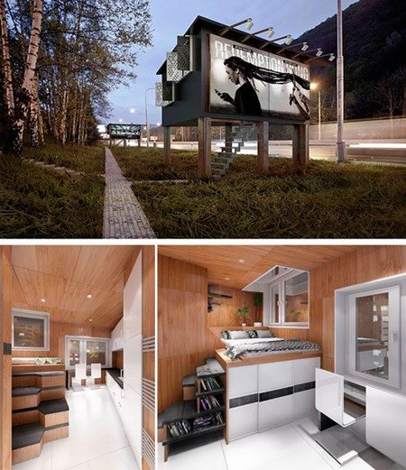 Gợi ý các mẫu nhà cabin theo phong cách Âu Mỹ