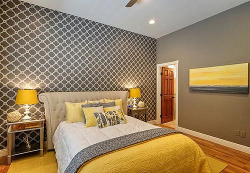 Những không gian phòng ngủ màu xám đẹp bình yên, nhẹ nhàng