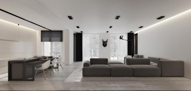 Mách bạn 4 xu hướng thiết kế nội thất nhà xinh 2018