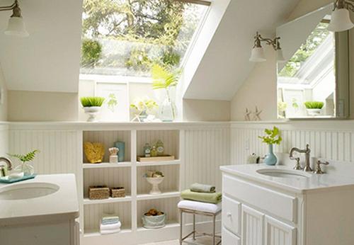 Trang trí phòng tắm xinh cho không gian toàn nhà thêm đẹp
