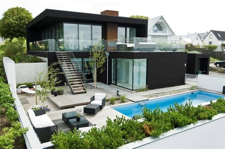 Chiêm ngưỡng những mẫu thiết kế nhà vườn đẹp 2018