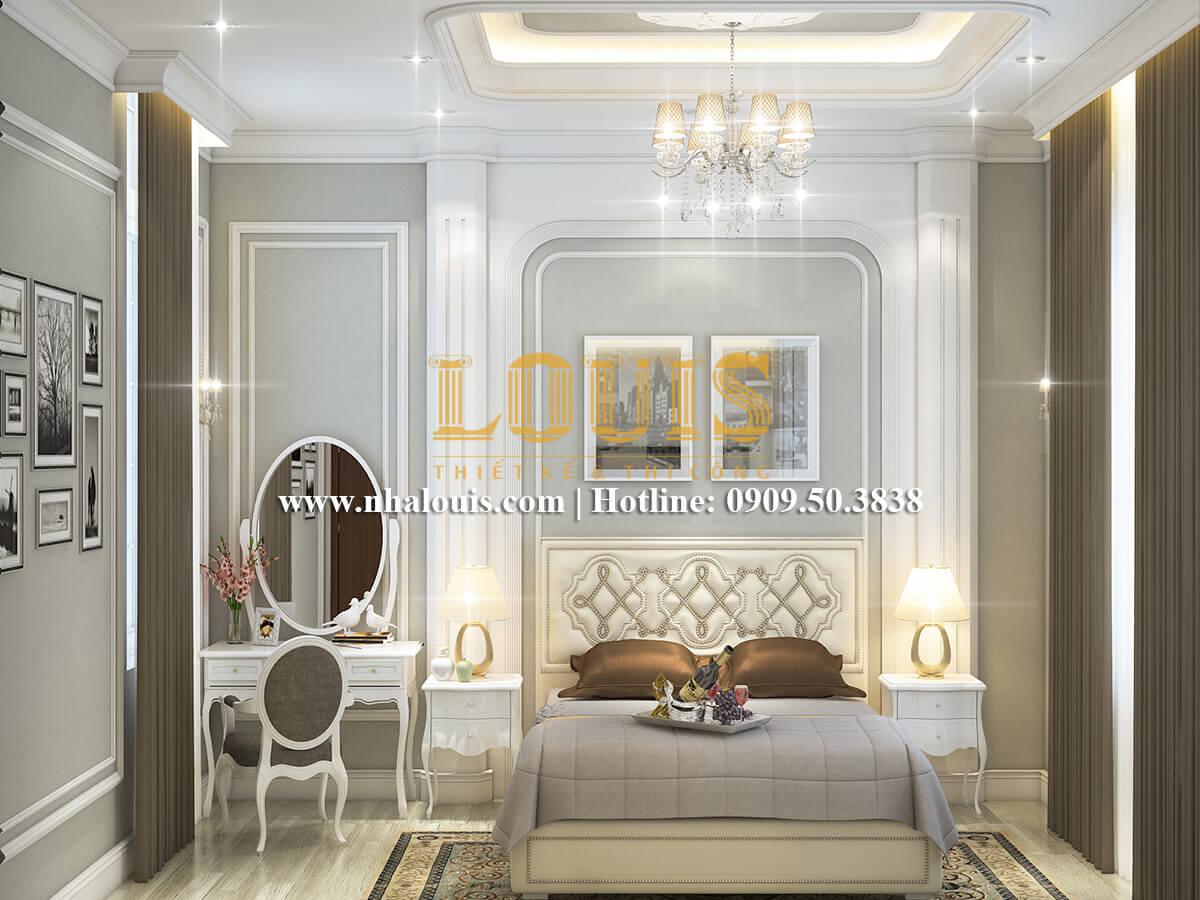 Phòng ngủ Nội thất biệt thự hiện đại đẹp mê li tại Vũng Tàu - 14