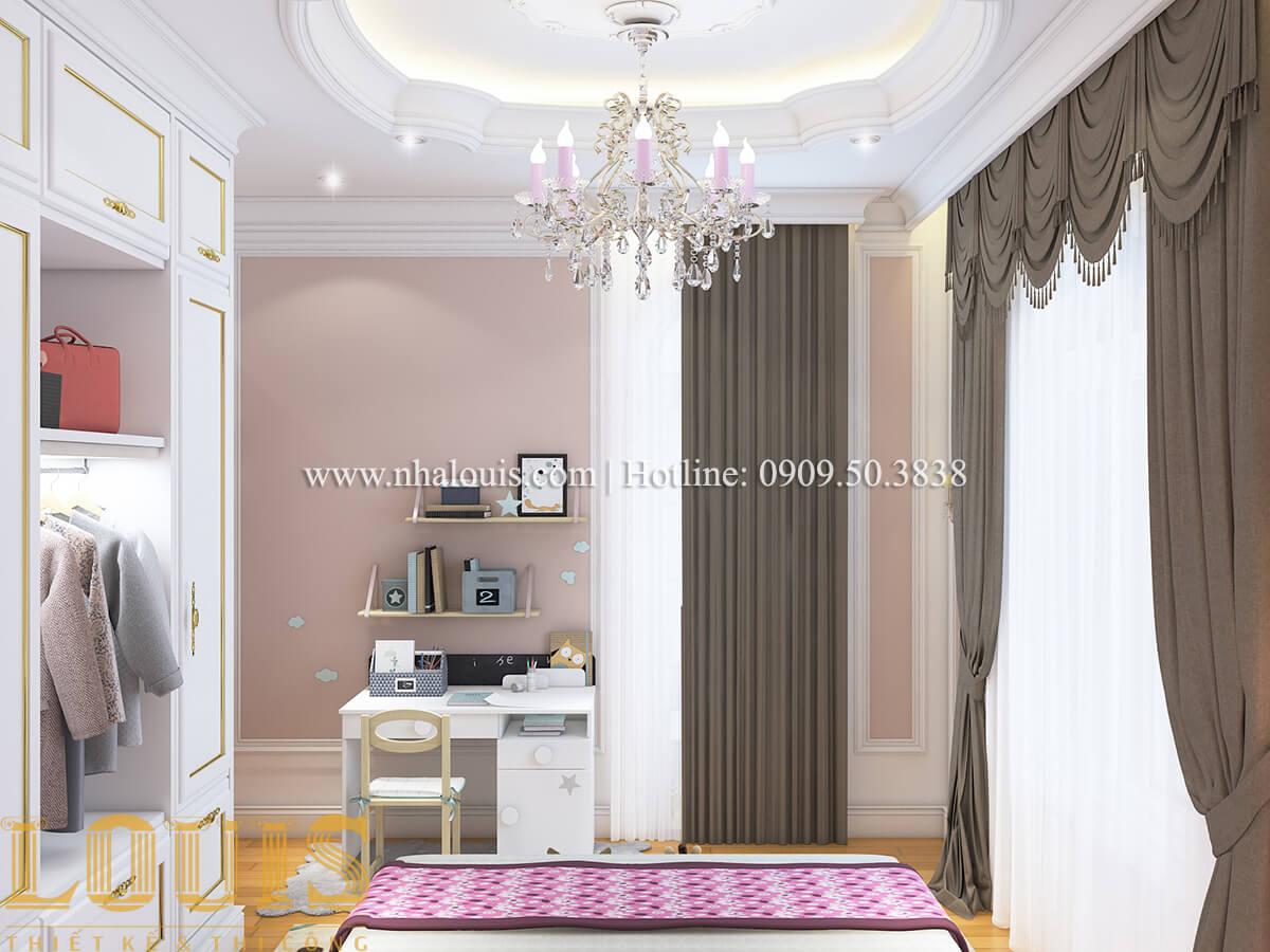 Phòng ngủ Nội thất biệt thự hiện đại đẹp mê li tại Vũng Tàu - 19