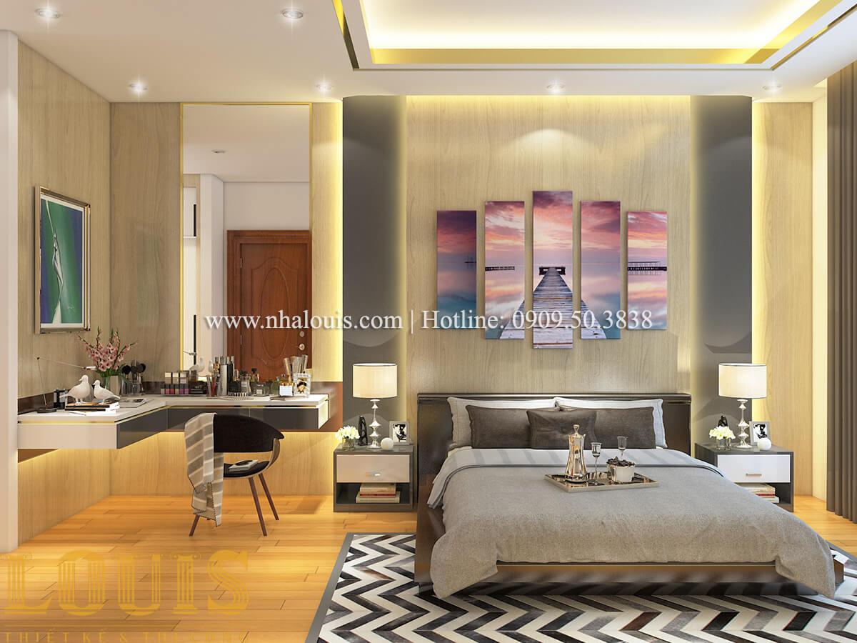 Phòng ngủ Nội thất biệt thự hiện đại đẹp mê li tại Vũng Tàu - 28