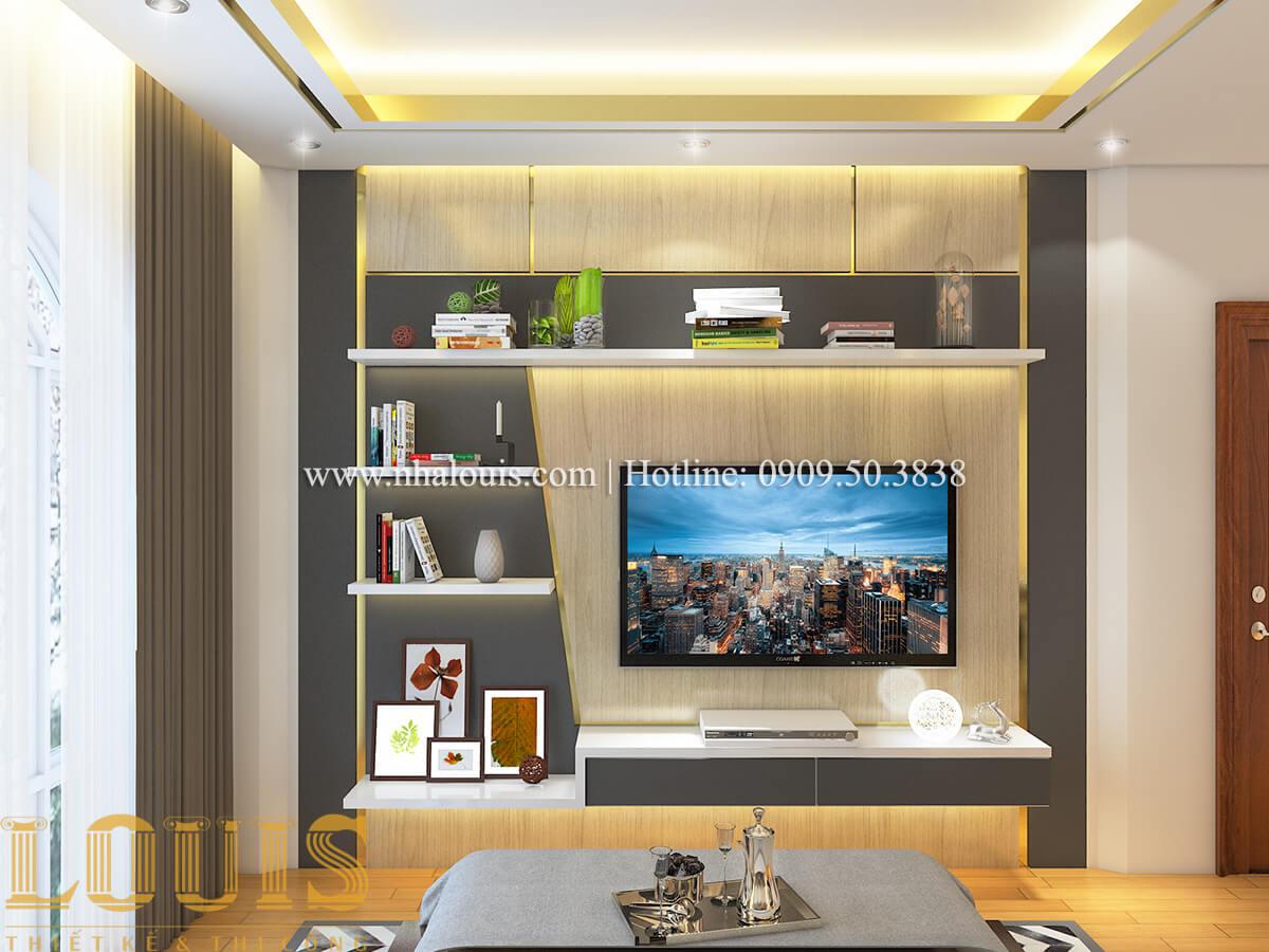 Phòng ngủ Nội thất biệt thự hiện đại đẹp mê li tại Vũng Tàu - 30