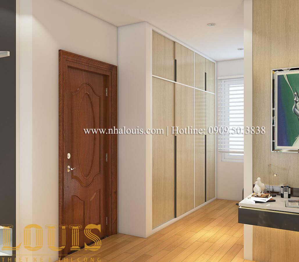 Phòng ngủ Nội thất biệt thự hiện đại đẹp mê li tại Vũng Tàu - 32