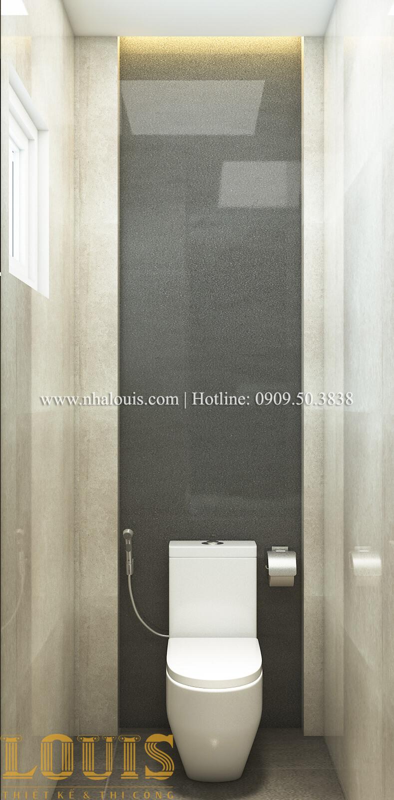 Phòng tắm và WC Nội thất biệt thự hiện đại đẹp mê li tại Vũng Tàu - 34
