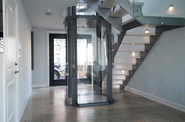 Bí quyết thiết kế thang máy cho biệt thự 2 tầng cổ điển đẹp bạn không nên bỏ lỡ