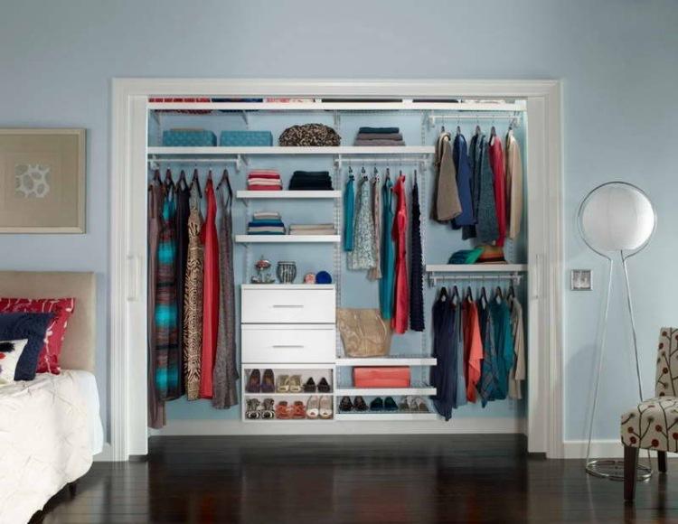Mẹo thiết kế tủ quần áo biệt thự có tầng hầm phù hợp mọi lứa tuổi