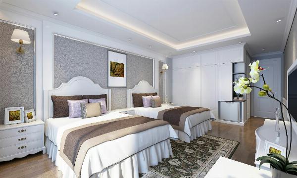 Tiêu chuẩn thiết kế khách sạn tân cổ điển tiện nghi ấm áp