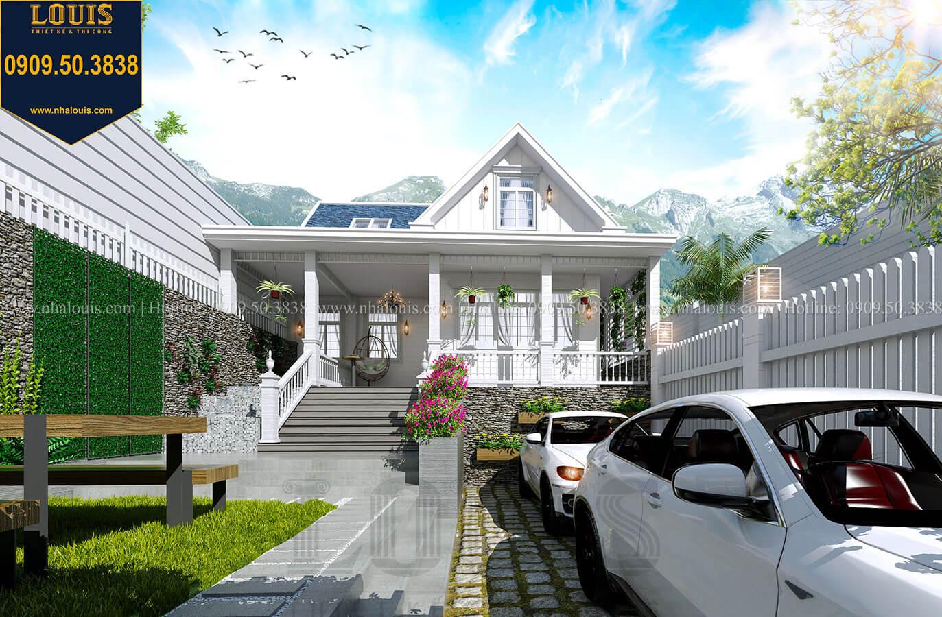 8 mẹo thiết kế nhà biệt thự sân vườn đẹp đúng phong thủy