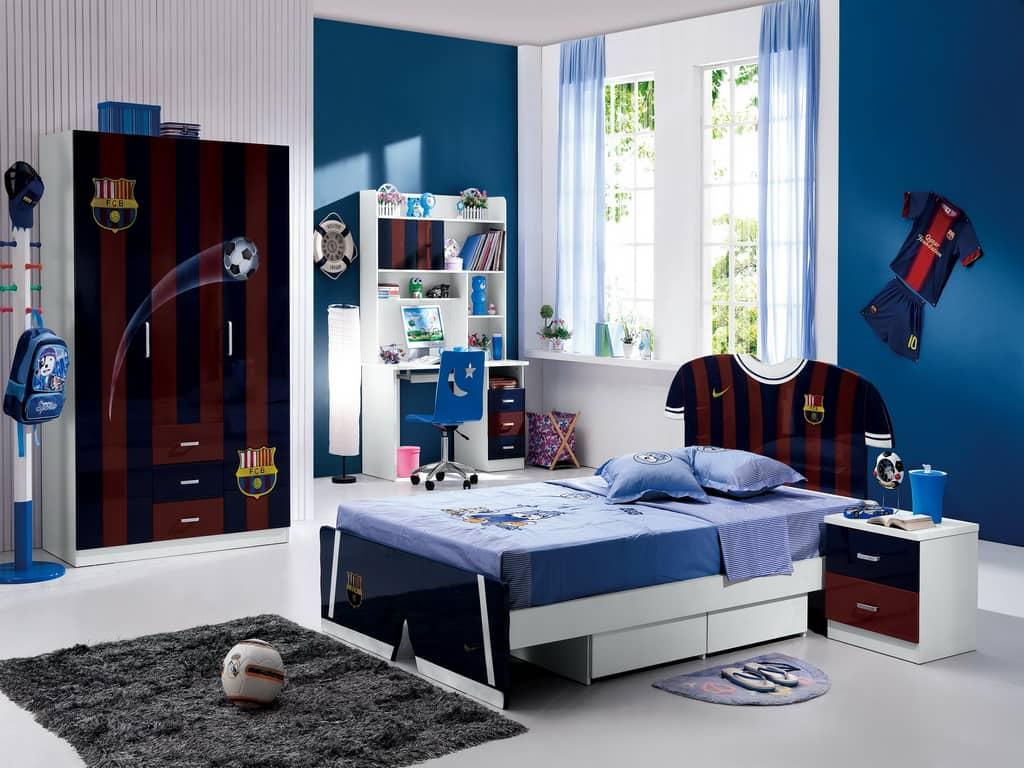 4 gợi ý thiết kế phòng ngủ cho bé trai đầy sáng tạo 02