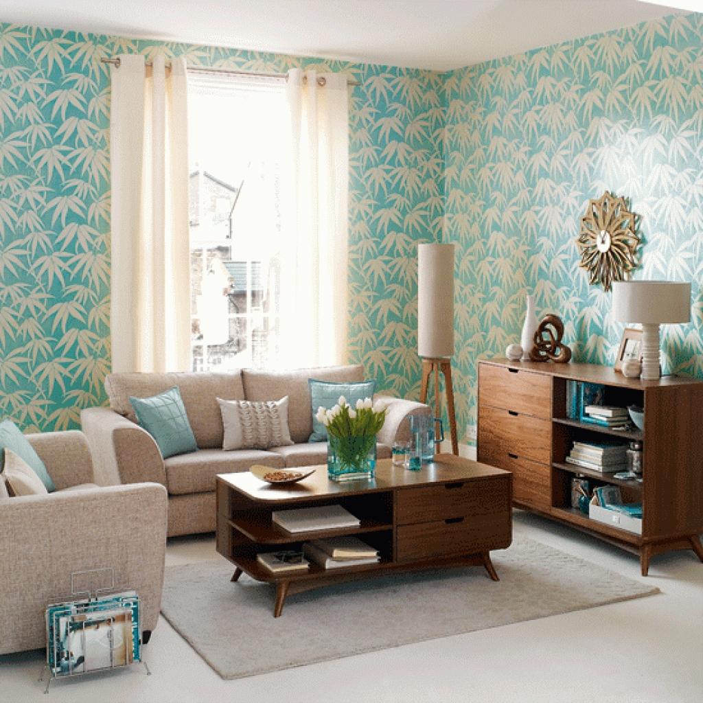 6 kiểu trang trí nội thất phòng khách đẹp theo phong cách Retro độc đáo 02
