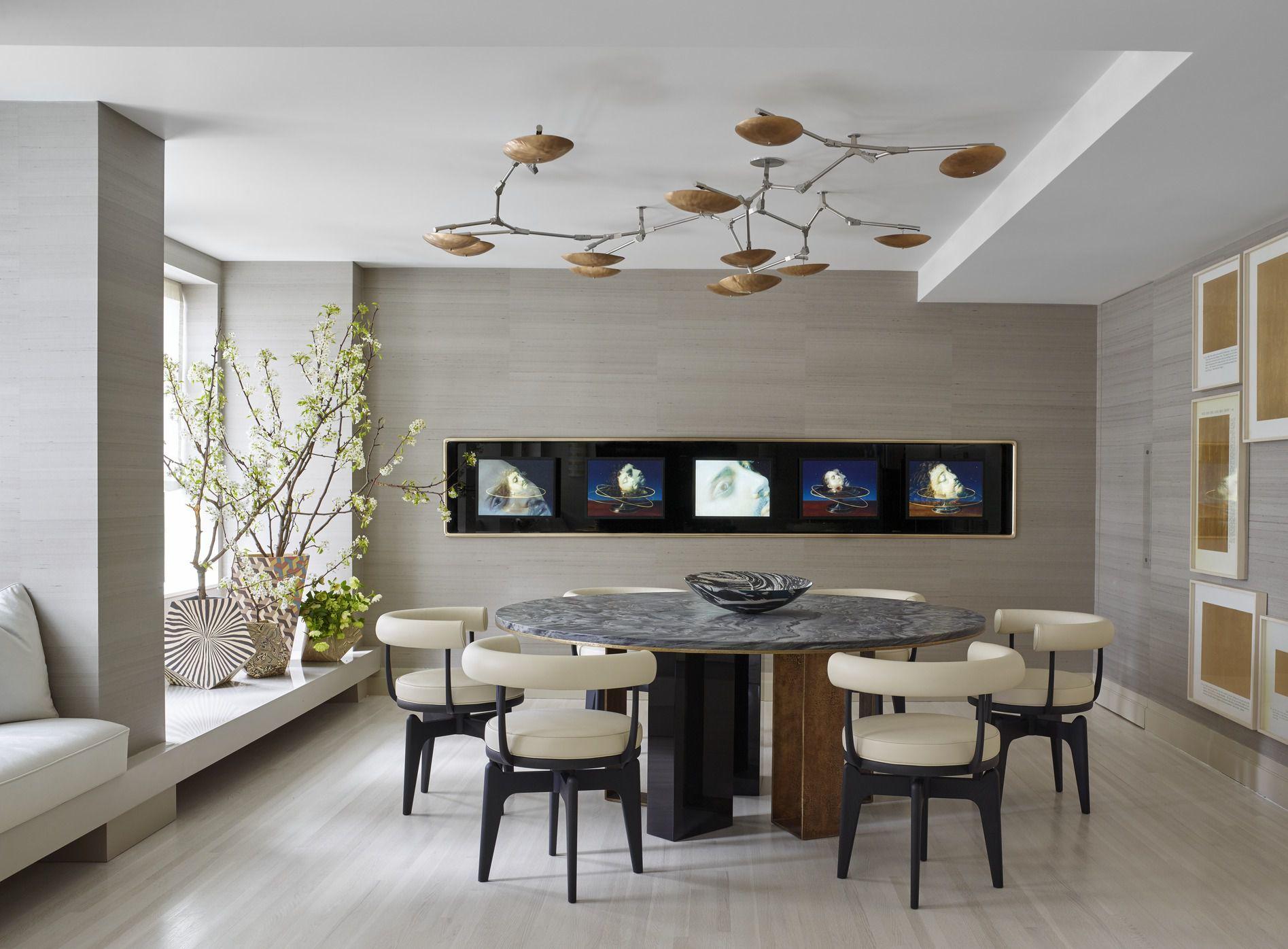 Gợi ý cách thiết kế phòng ăn đẹp chuẩn không gian sang trọng 03